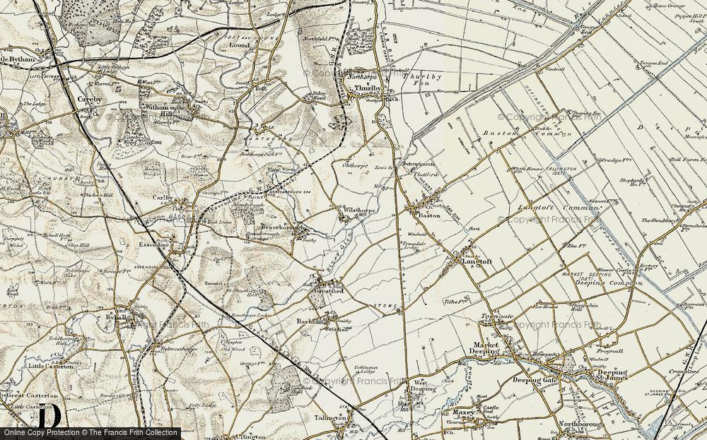 Wilsthorpe, 1901-1902