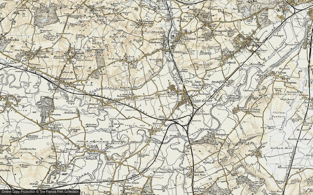Wilsthorpe, 1902-1903