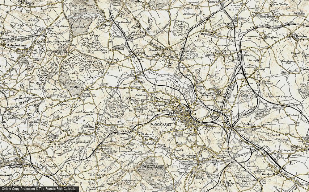 Wilthorpe, 1903