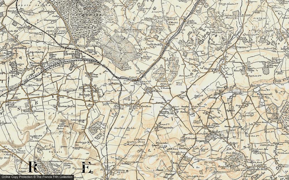 Wilton, 1897-1899