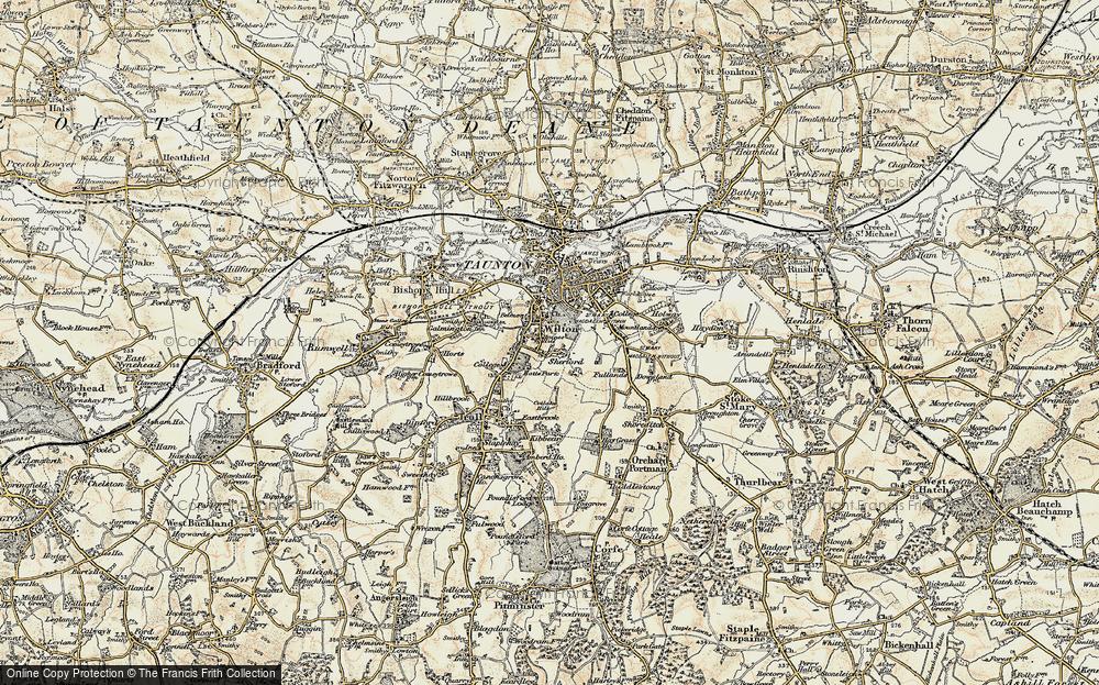 Wilton, 1898-1900
