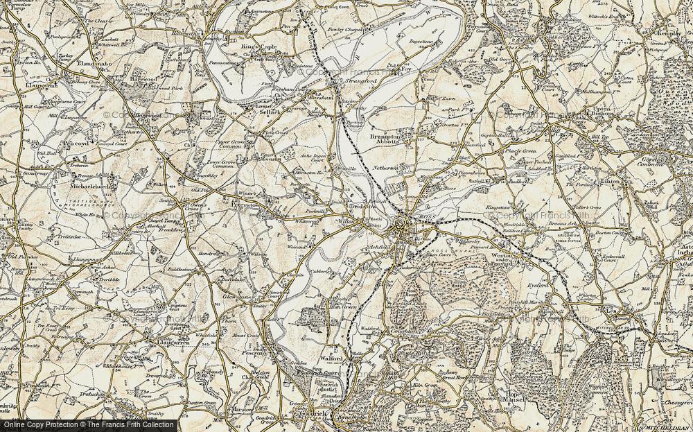 Wilton, 1899-1900