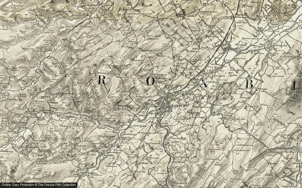 Wilton, 1901-1904