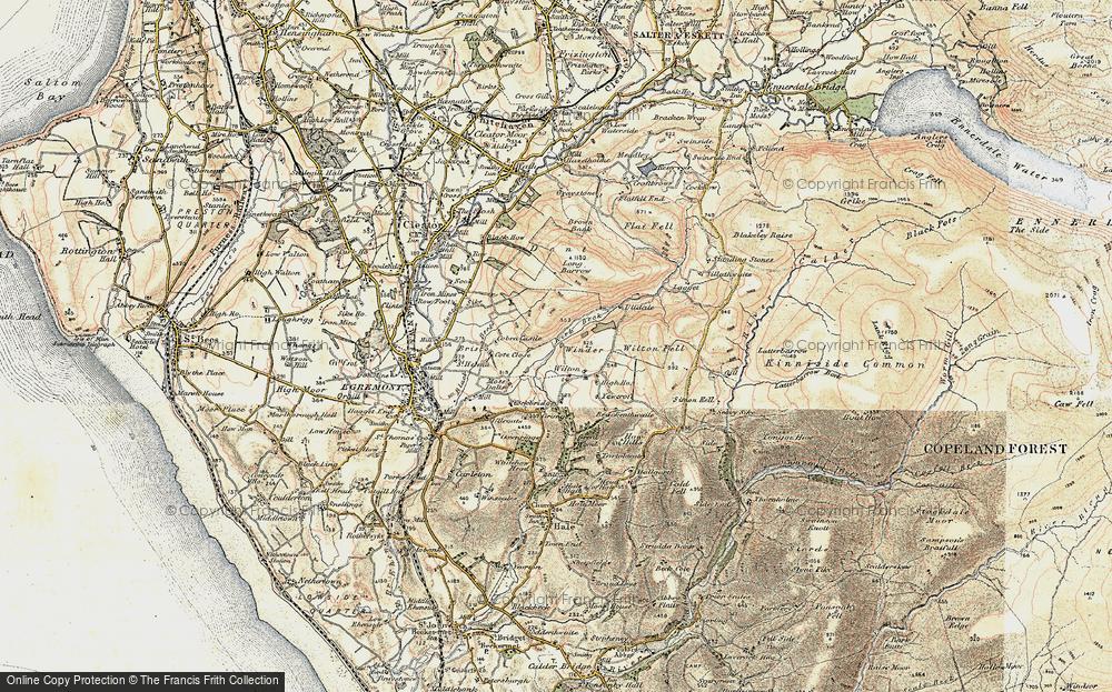 Wilton, 1903-1904