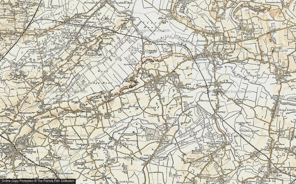 Wiltown, 1898-1900