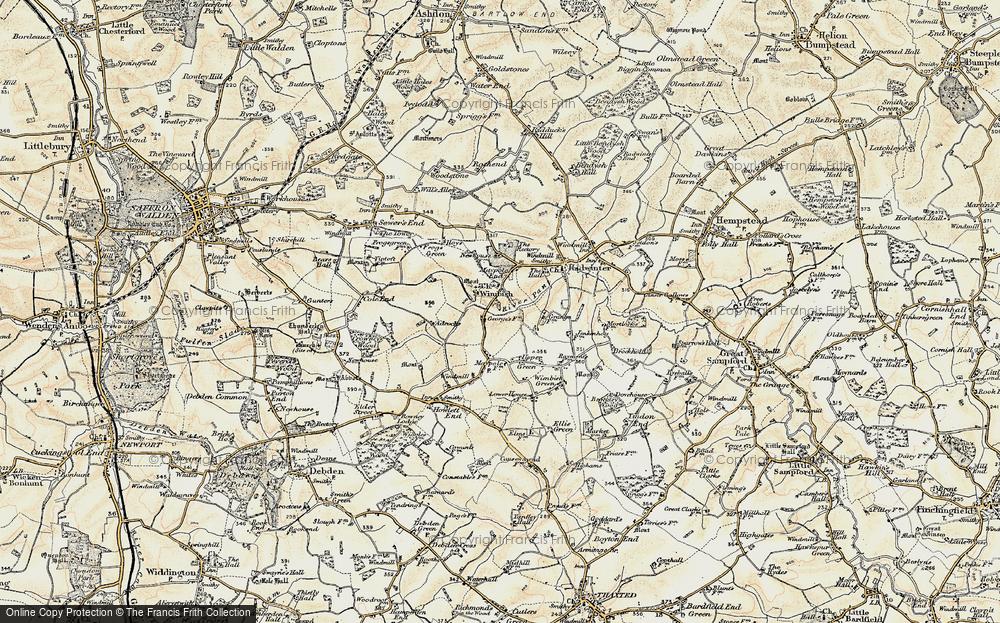 Wimbish, 1898-1901