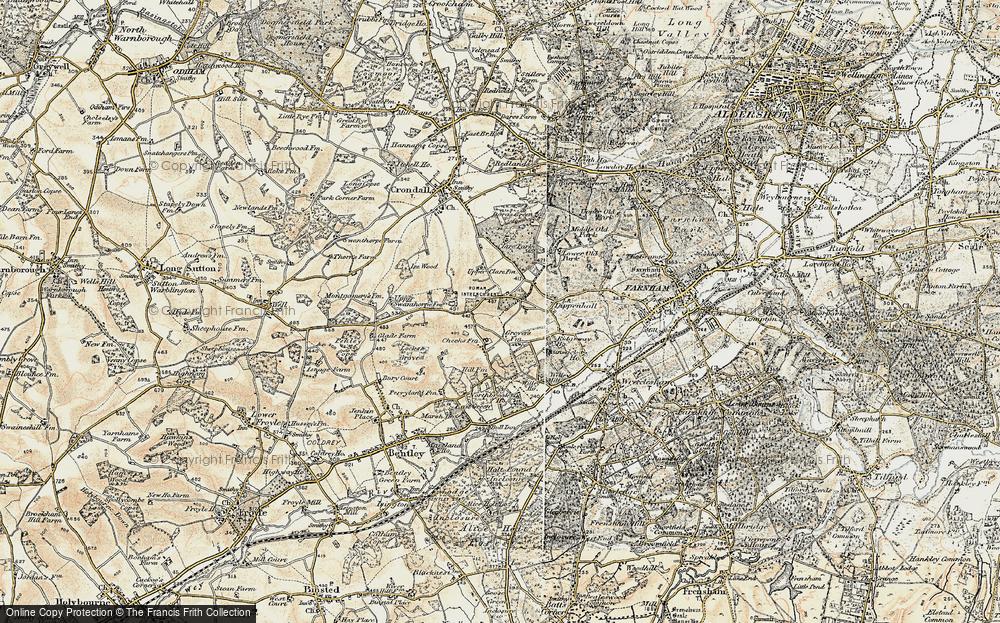 Wimble Hill, 1898-1909