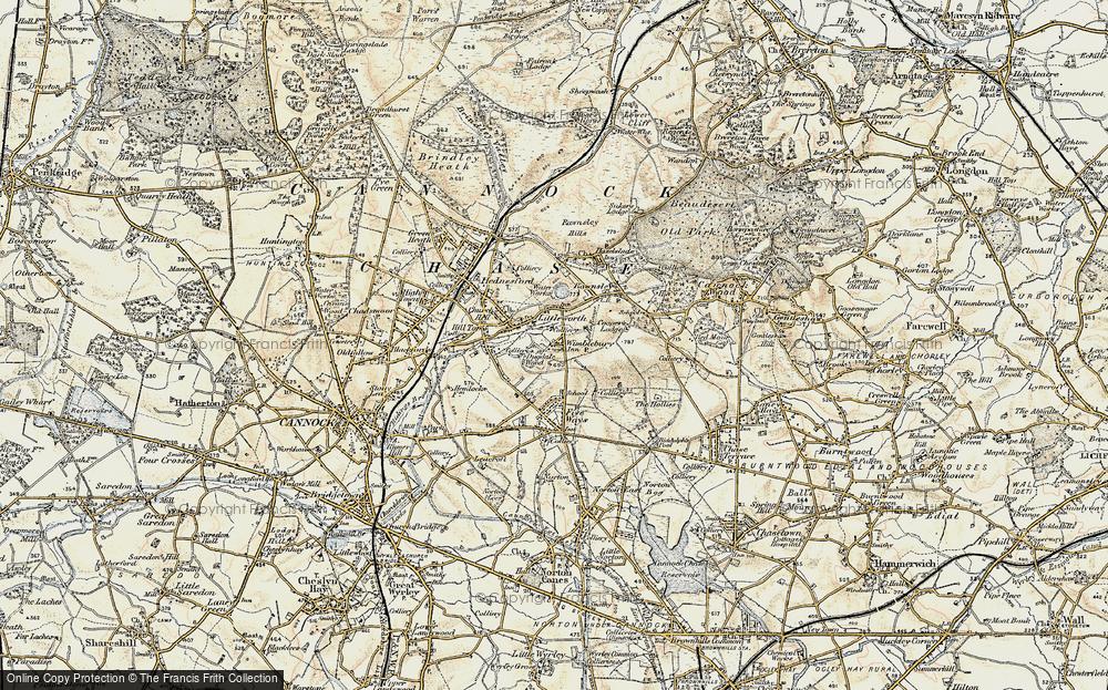 Wimblebury, 1902