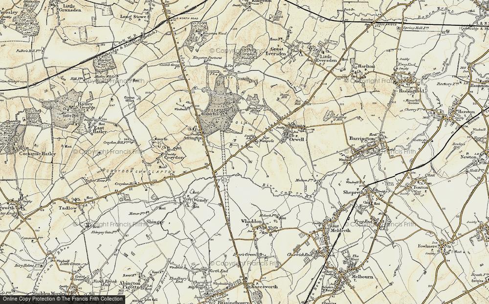 Wimpole, 1899-1901