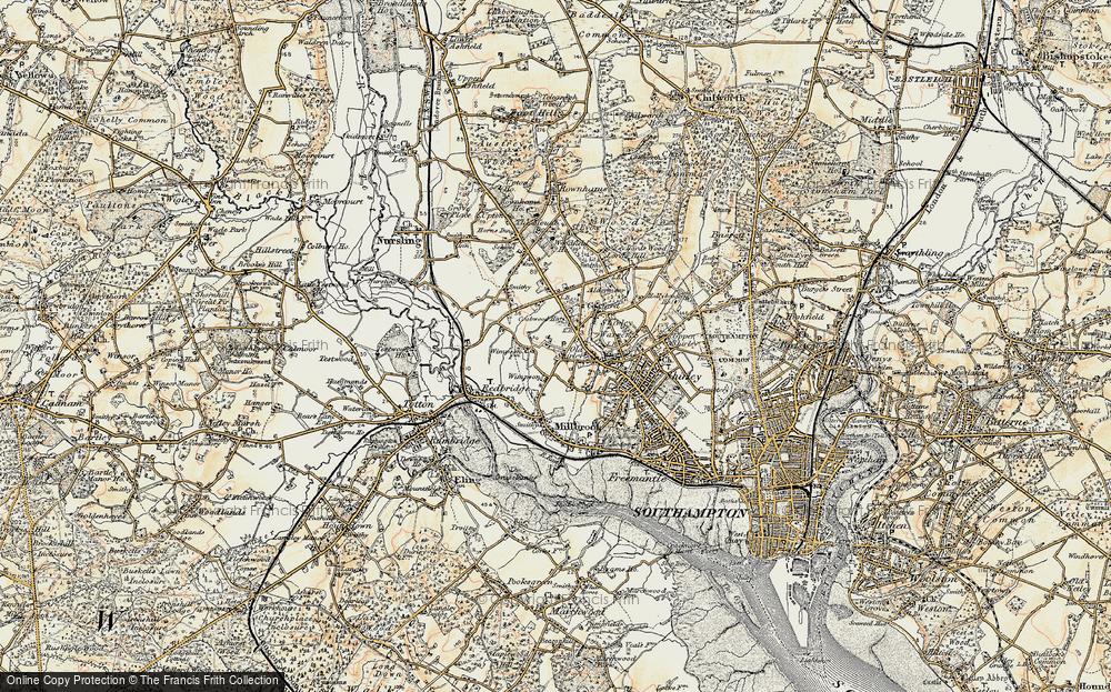 Wimpson, 1897-1909