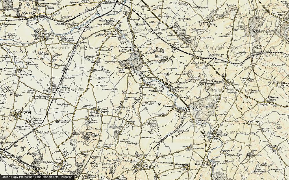 Wimpstone, 1899-1901