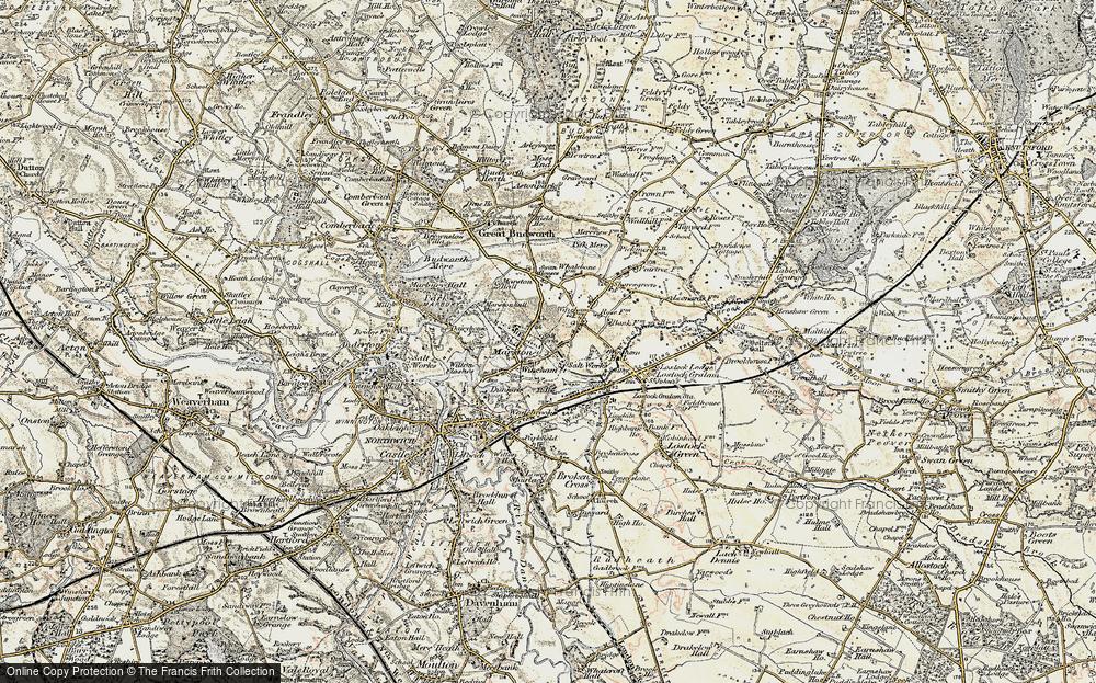 Wincham, 1902-1903