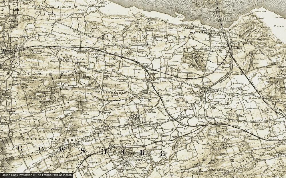 Winchburgh, 1904-1906