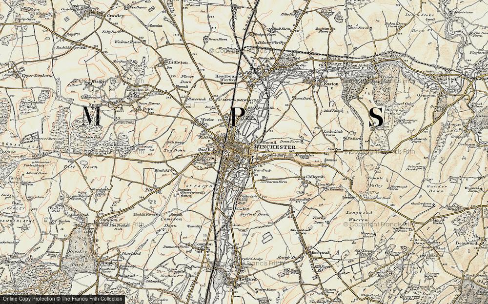 Winchester, 1897-1900