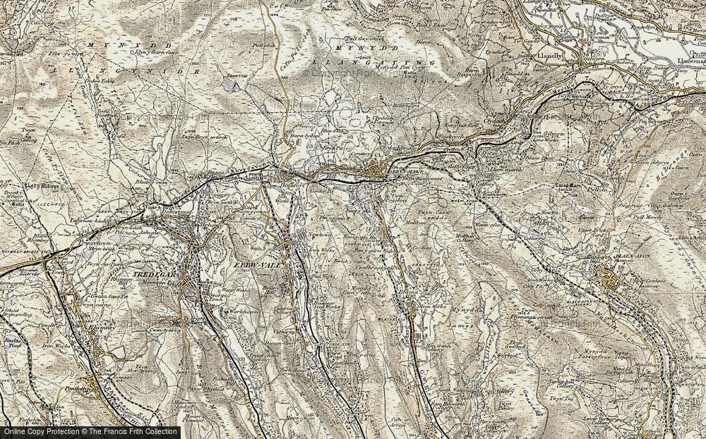 Winchestown, 1899-1900