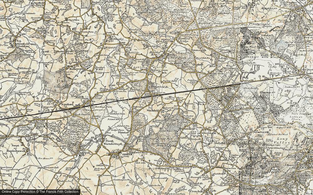 Winchfield, 1897-1909