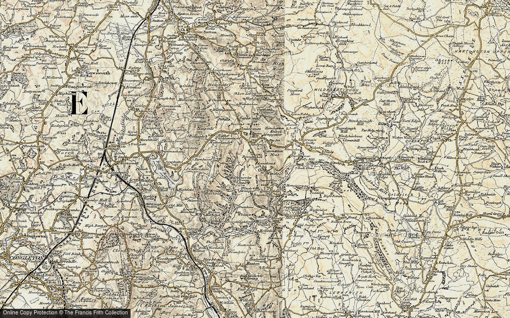 Wincle, 1902-1903
