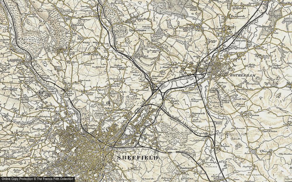 Wincobank, 1903