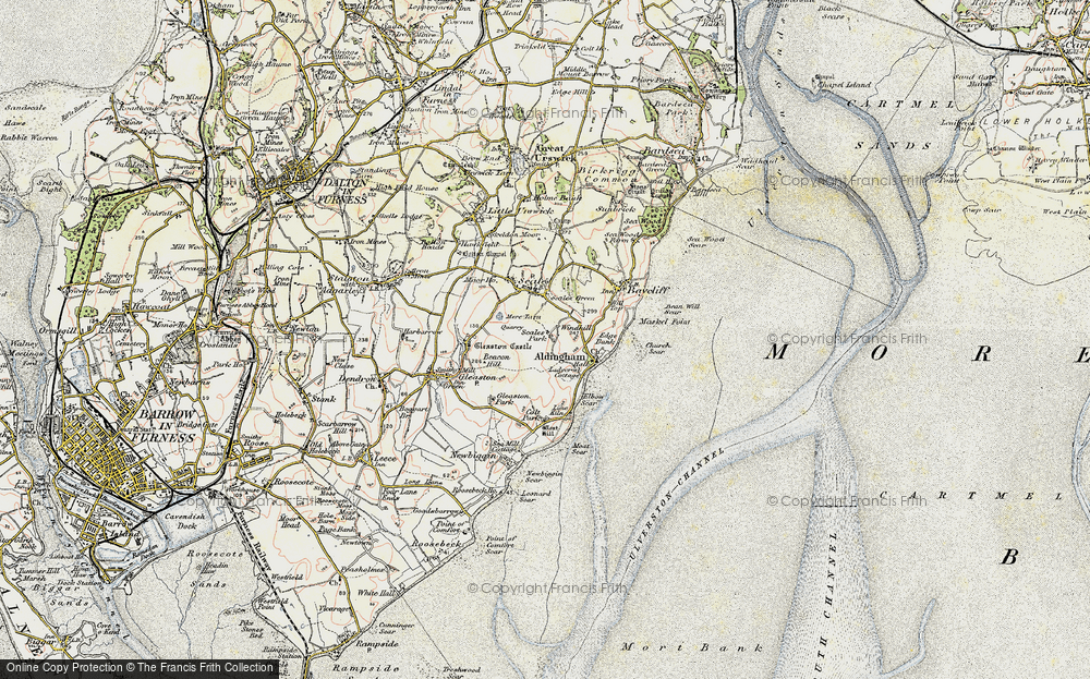 Wind Hill, 1903-1904