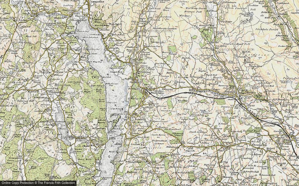 Windermere, 1903-1904