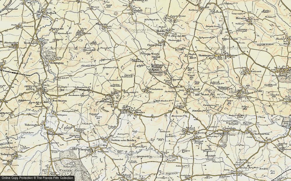 Winderton, 1898-1901