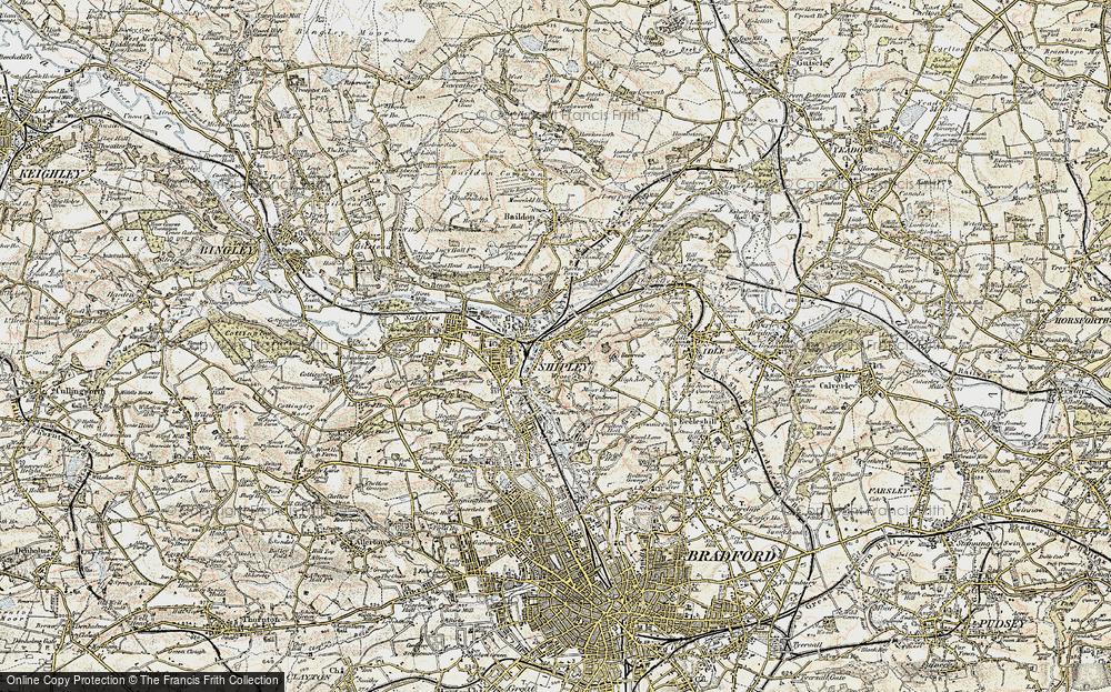 Windhill, 1903-1904