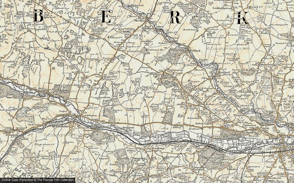 Winding Wood, 1897-1900