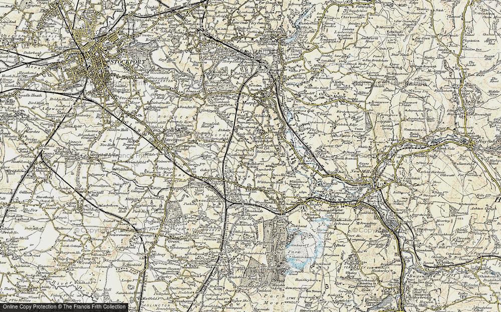 Windlehurst, 1903