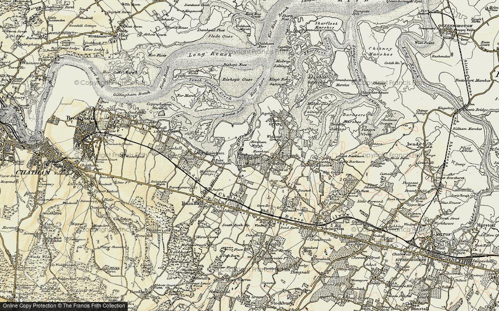 Windmill Hill, 1897-1898