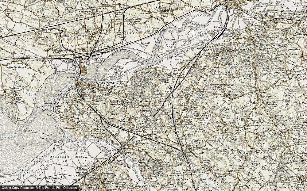 Windmill Hill, 1902-1903