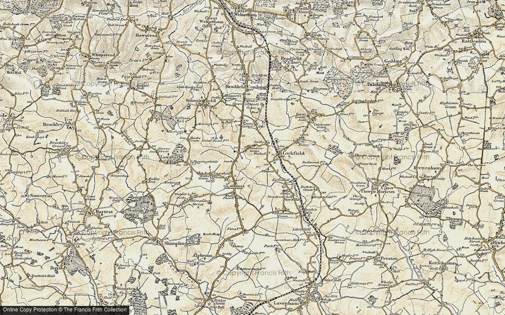 Windsor Green, 1899-1901