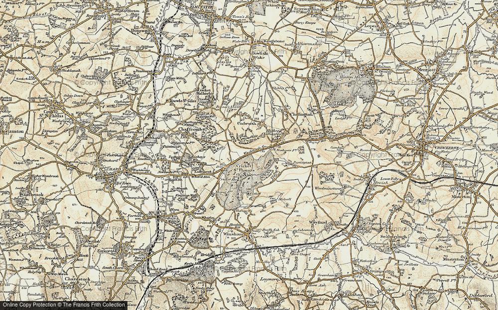 Windwhistle, 1898-1899
