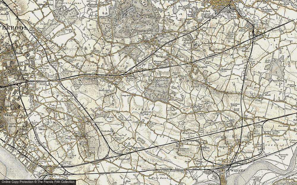 Windy Arbor, 1902-1903