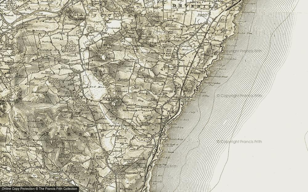 Windyedge, 1908-1909