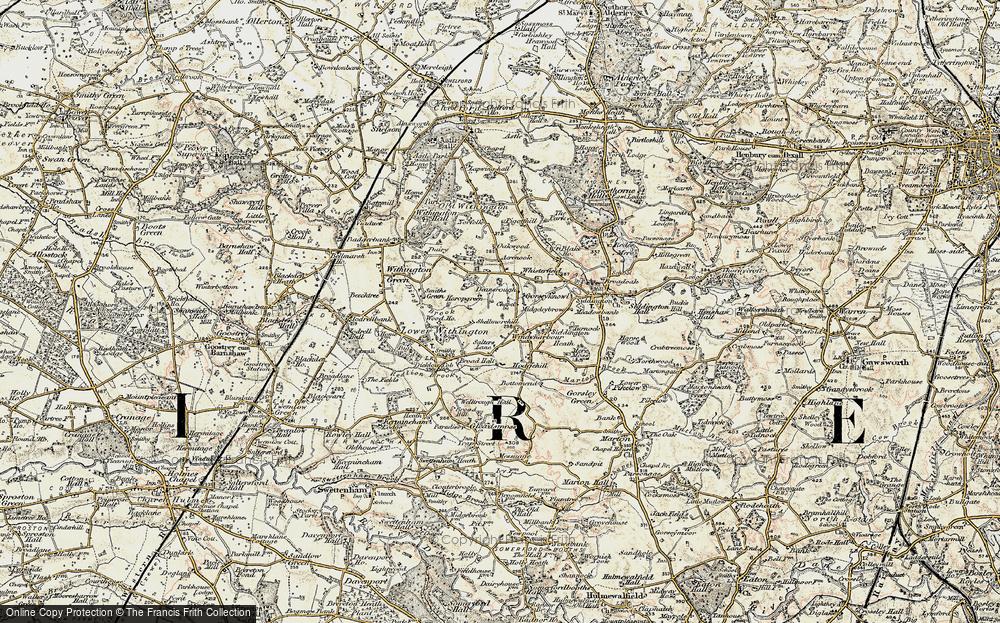 Windyharbour, 1902-1903