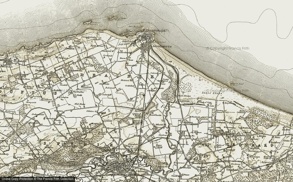 Windyridge, 1910-1911