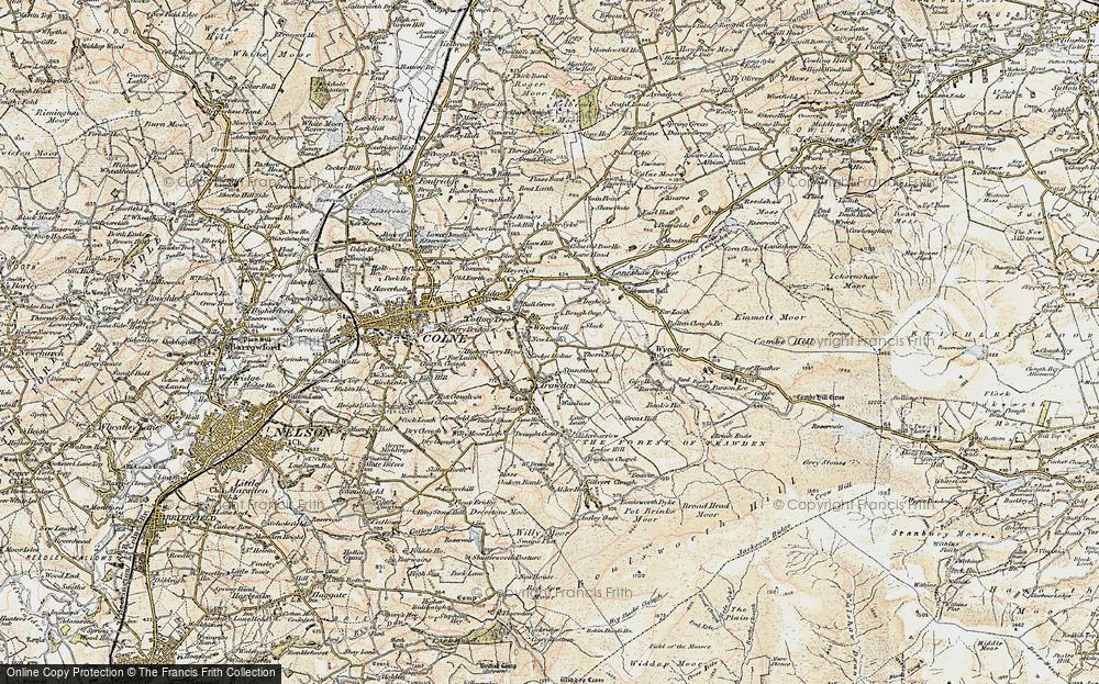 Winewall, 1903-1904
