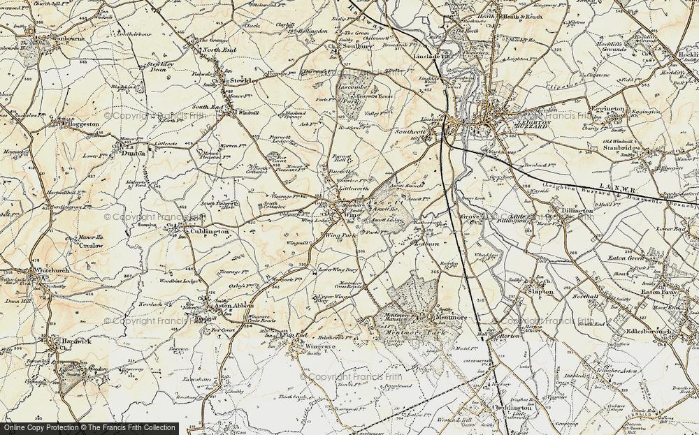 Wing, 1898