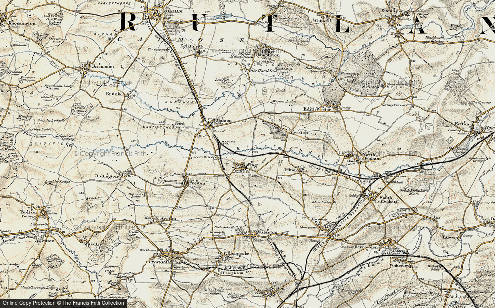 Wing, 1901-1903