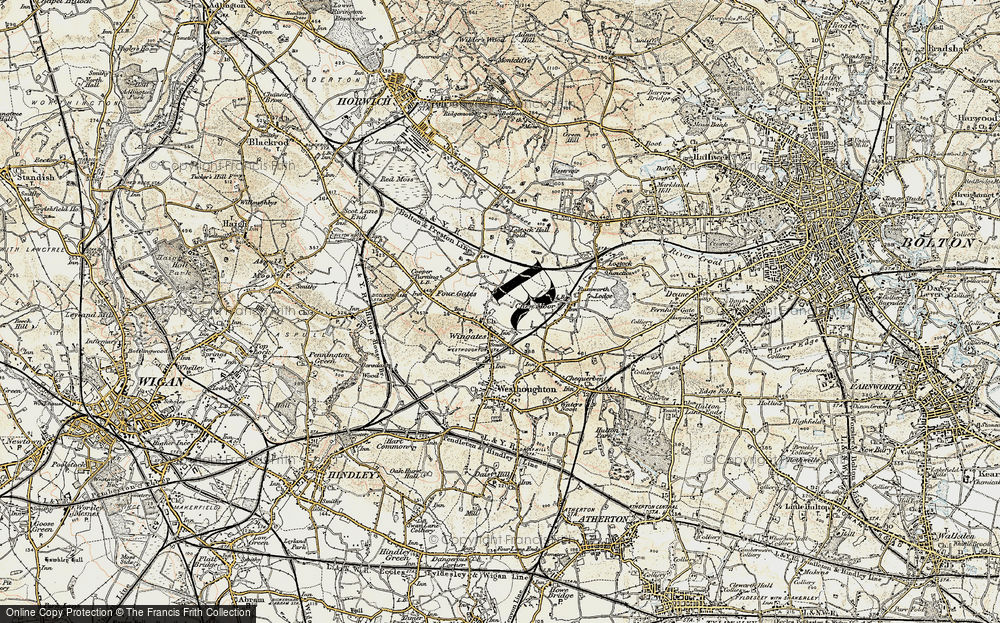 Wingates, 1903