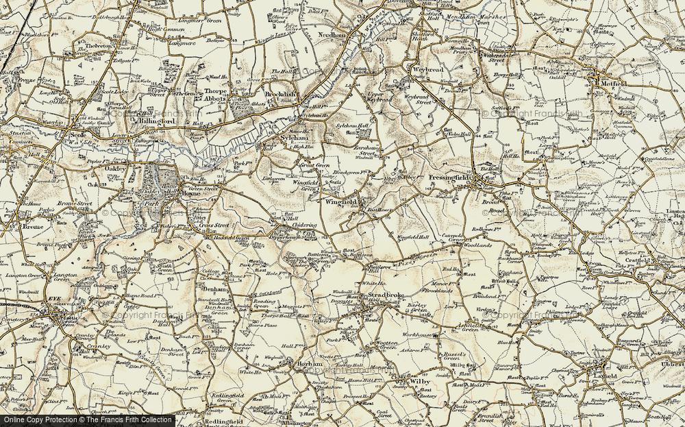 Wingfield, 1901-1902