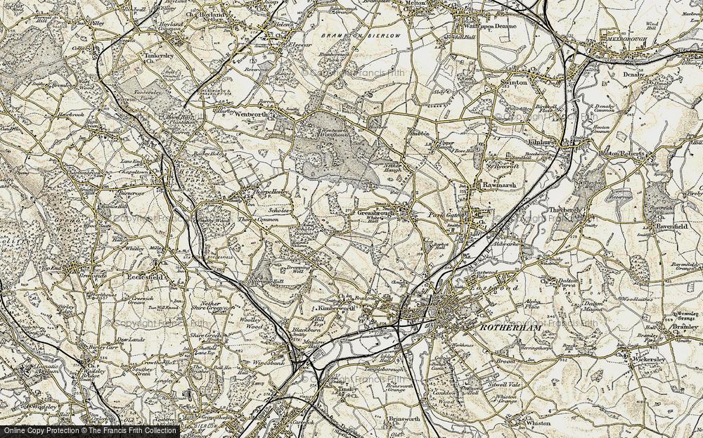 Wingfield, 1903