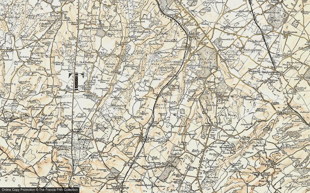 Wingmore, 1898-1899