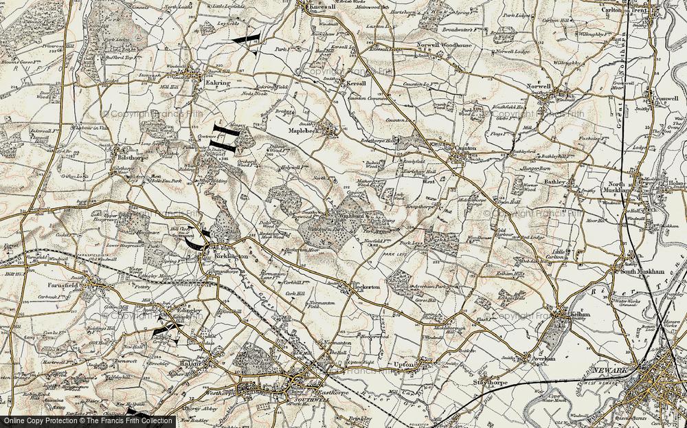 Winkburn, 1902-1903