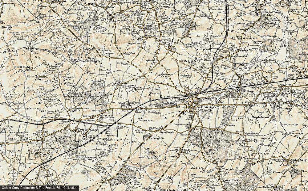 Winklebury, 1897-1900