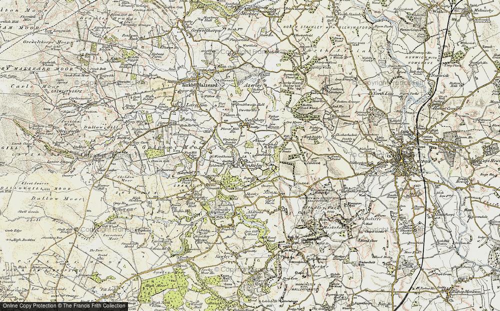 Winksley, 1903-1904