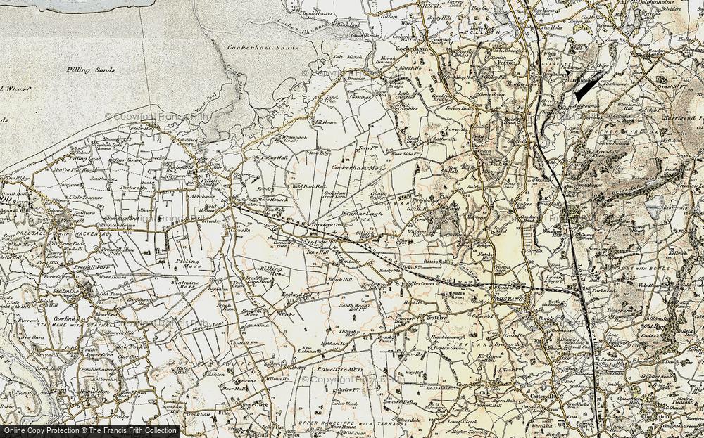 Winmarleigh Moss, 1903-1904