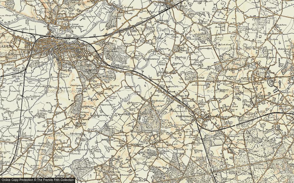 Winnersh, 1897-1909