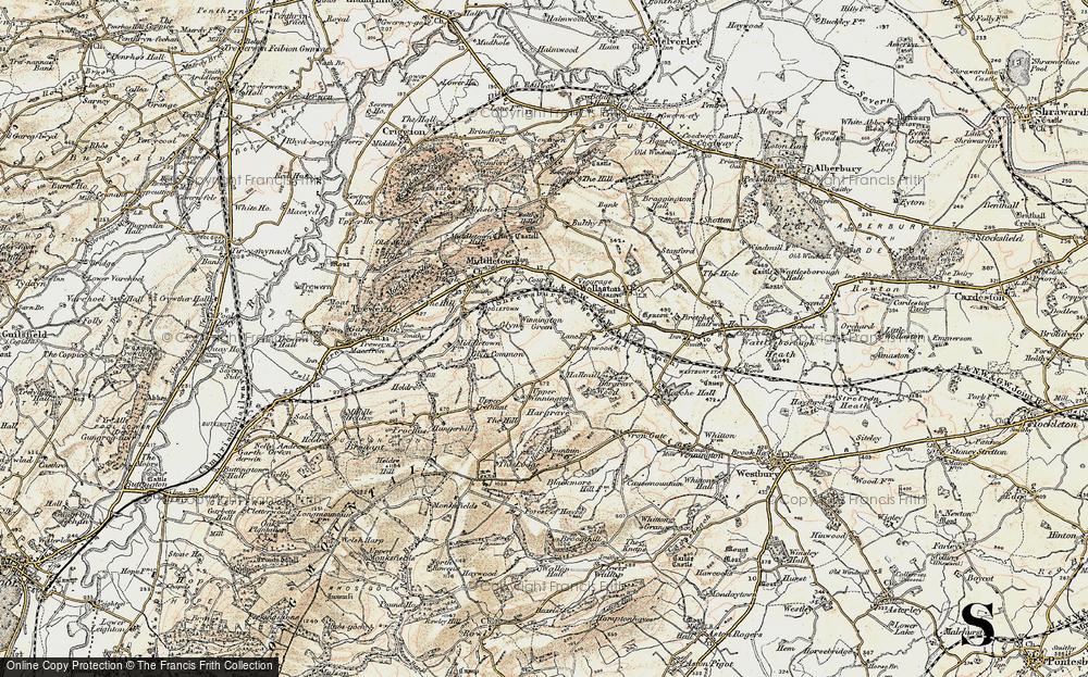 Winnington Green, 1902