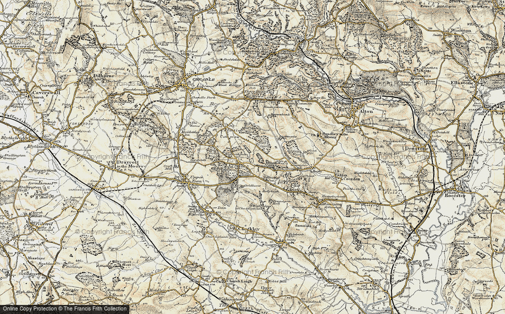 Winnothdale, 1902